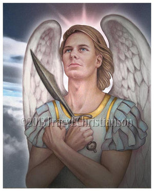 St. Michael the Archangel Print