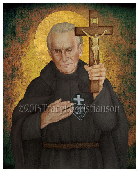 St. Paul of the Cross Print