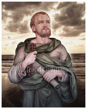 St. Peter the Apostle Print