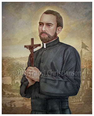 St. Peter Claver Print