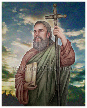 St. Philip the Apostle Print