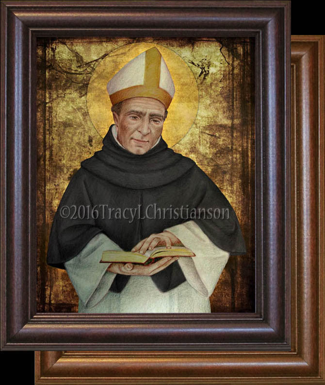 St. Albert the Great Framed Art