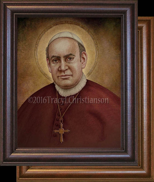 St. Anthony Mary Claret Framed