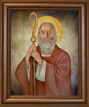 St. Hilary of Poitiers Framed
