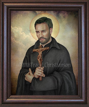 St. John of Avila Framed