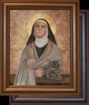St. Julian of Norwich Framed