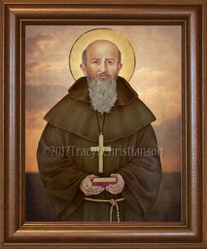 St. Lawrence of Brindisi Framed