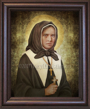 St. Marguerite Bourgeoys Framed