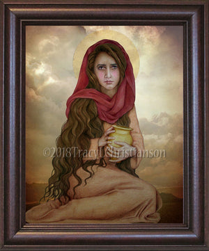 St. Mary Magdalene (C) Framed