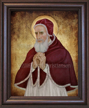 Pope St. Pius V Framed