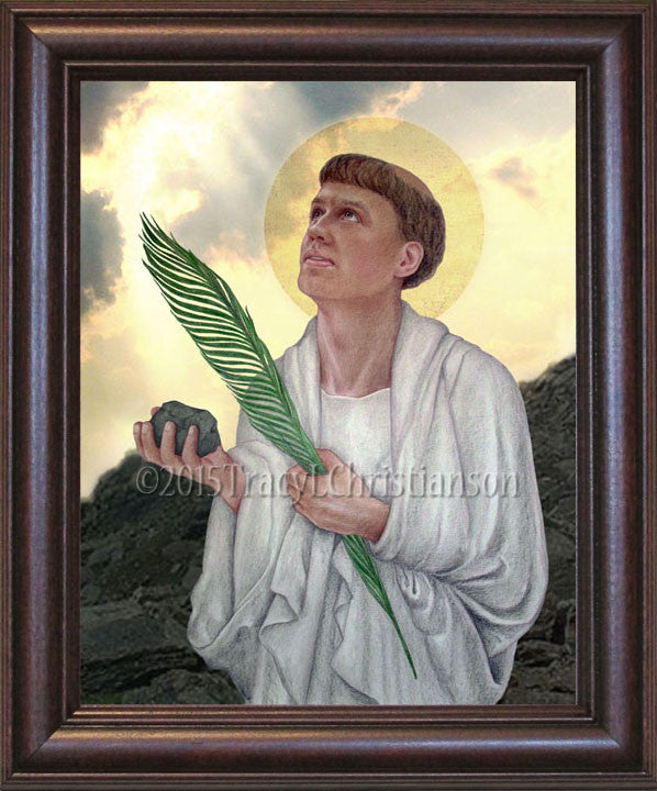 St. Stephen Framed