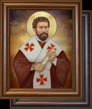 St. Timothy Framed Art