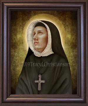 St. Rose Philippine Duchesne Framed