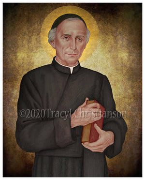 Venerable Bruno Lanteri Print
