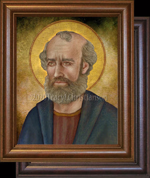 Pope St. Linus Framed Art