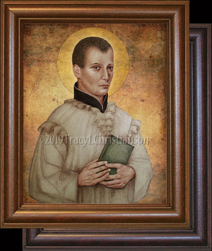 St. Claude de la Colombière Framed