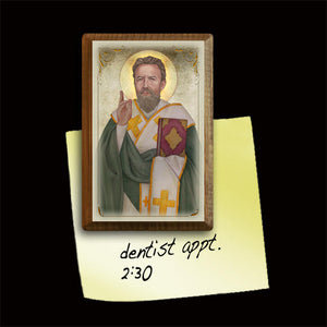 St Cyril of Jerusalem Magnet