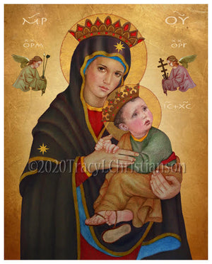 Our Lady of Perpetual Help Print