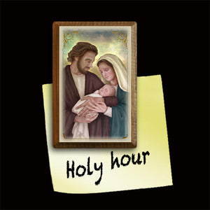 Holy Family (H) Magnet