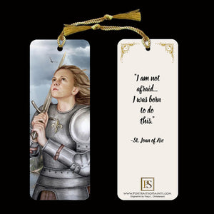 St. Joan of Arc Bookmark