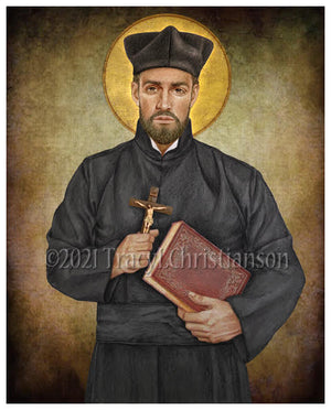 St. Anthony Mary Zaccaria Print