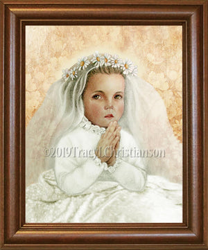 Little Nellie of Holy God Framed