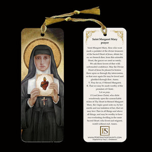 St. Margaret Mary Bookmark