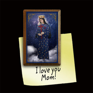 Our Lady of Pontmain Magnet