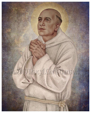 St. Bruno of Cologne Print