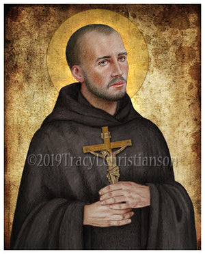 St. John of God Print