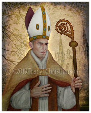 St. Thomas of Villanova Print
