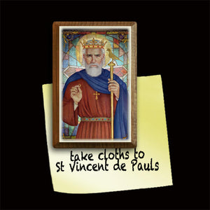 St. Edward the Confessor Magnet
