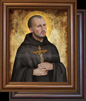 St. John of God Framed