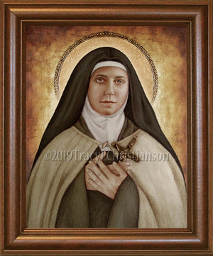 St. Teresa of the Andes Framed