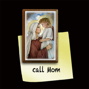 Madonna & Child (N) Magnet
