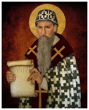 St. Cyril of Alexandria Print