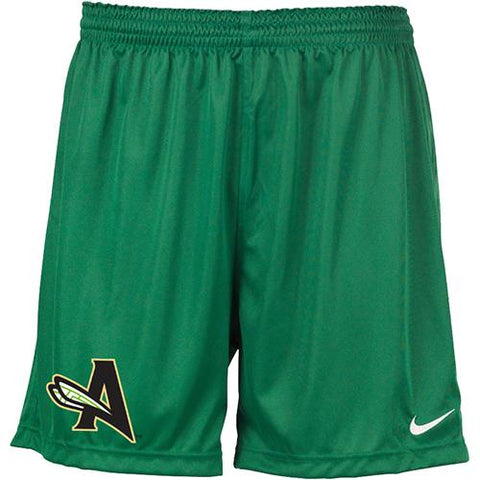 Augusta GreenJackets Nike Green Road Logo Shorts