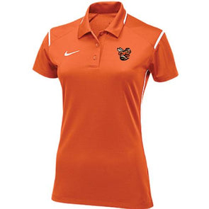 Augusta GreenJackets Ladies Sunday Alternate Orange Polo
