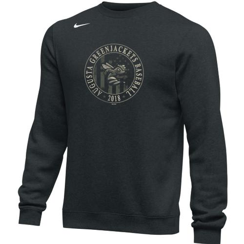Augusta GreenJackets 2018 USA Crewneck Sweatshirt