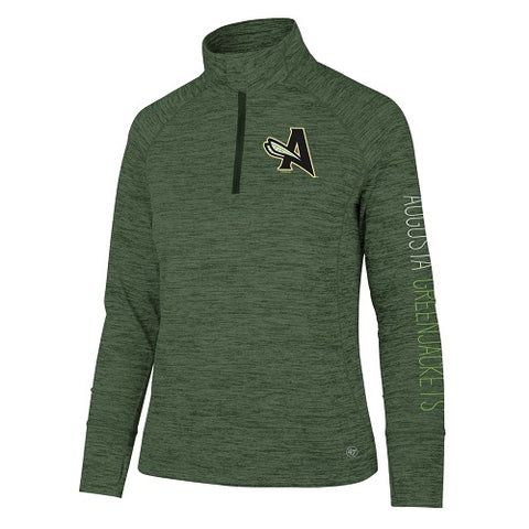 Ladies Shade 1/4 Zip Pullover