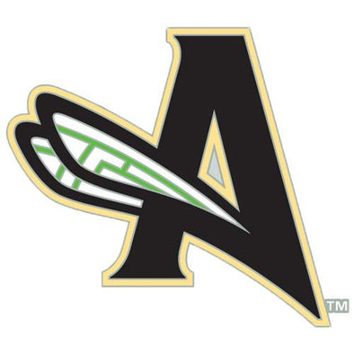 "Augusta GreenJackets Road ""A"" Logo Lapel Pin"