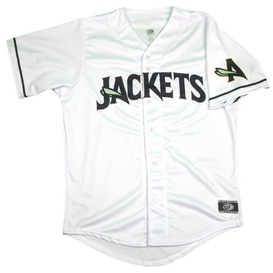 Augusta GreenJackets Ladies Home Replica Jersey