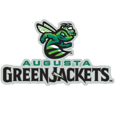 Augusta GreenJackets Primary Logo Lapel Pin