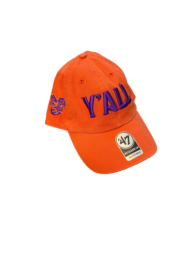"Tigers Inspired ""Y'ALL"" Cap"