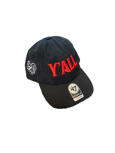 "Bulldogs Inspired ""Y'ALL"" Cap"