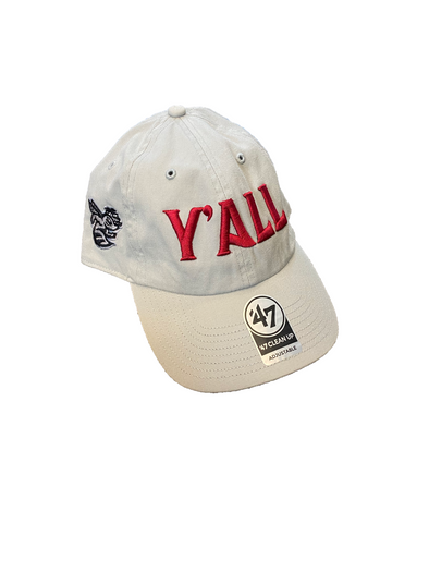 "Gamecocks Inspired ""Y'ALL"" Cap"