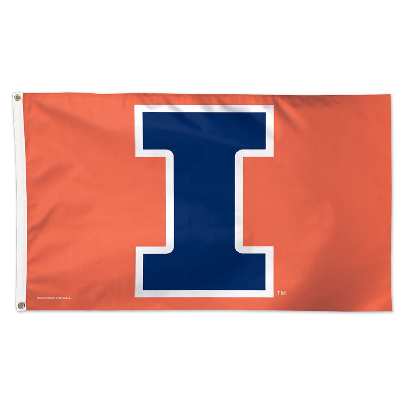 University of Illinois Flag - STL Authentics