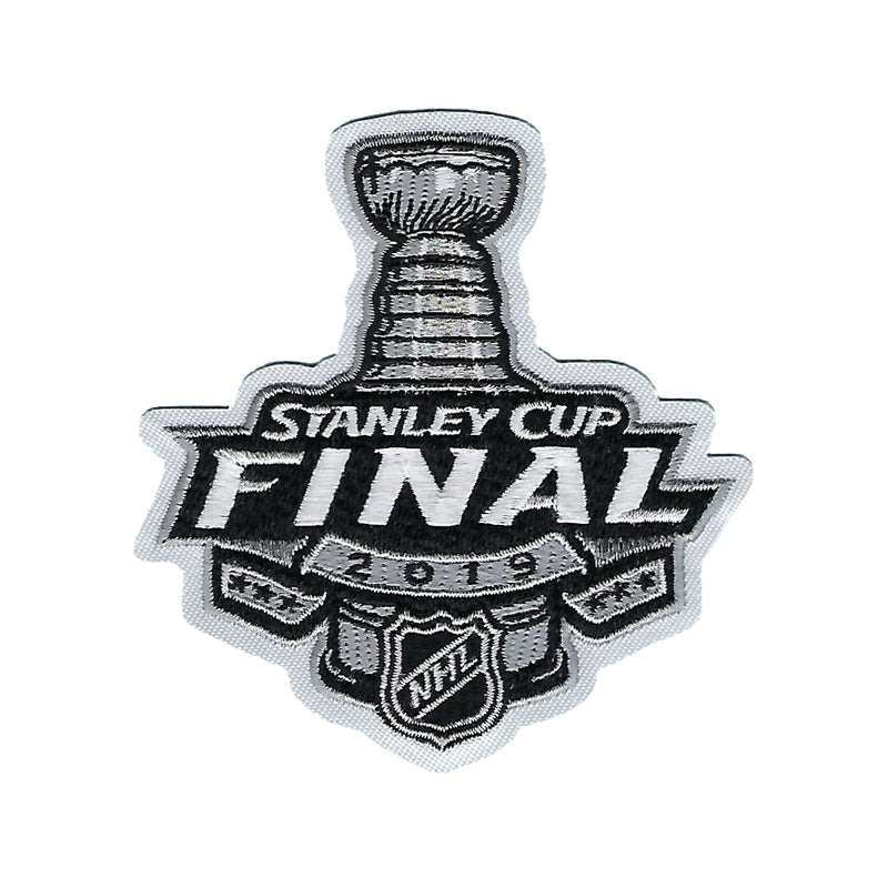 NHL 2019 Stanley Cup Final Patch | STL Authentics