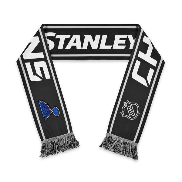 St. Louis Blues Fanatics 2019 Stanley Cup Final Champions Scarf - Black