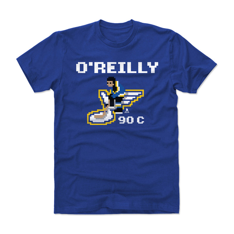St. Louis Blues Youth NHL 94 Ryan OReilly Video Game Tee - Royal | STL Authentics